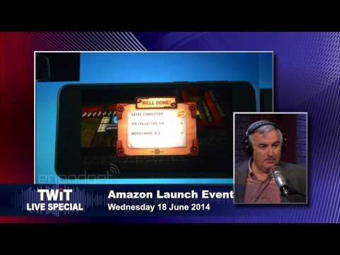 TWiT Live Specials 203: The Amazon Fire Phone