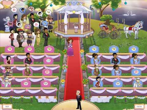Wedding Dash 4-Ever Level 6.1