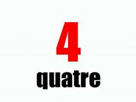 french numbers 0-9