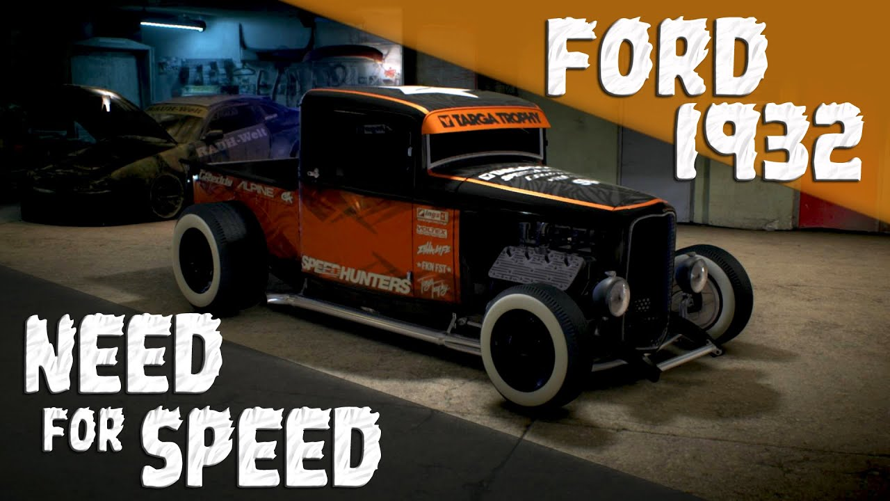 need for speed 2015 ps4 ford 1932 hot rod customization youtube. Black Bedroom Furniture Sets. Home Design Ideas