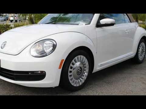 Used 2013 Volkswagen Beetle Miami FL Coral Gables, FL #64404L