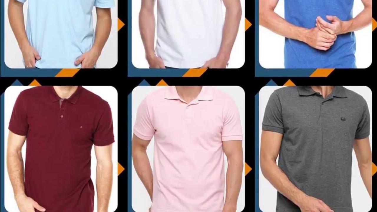 Camisas Polo Marcas Famosas Atacado Revenda - YouTube b5921229b63