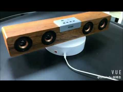 Smalody SL-90 Wooden Home Speaker