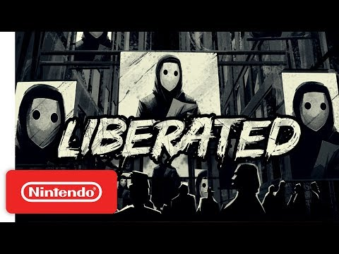 Liberated - Announcement Trailer - Nintendo Switch