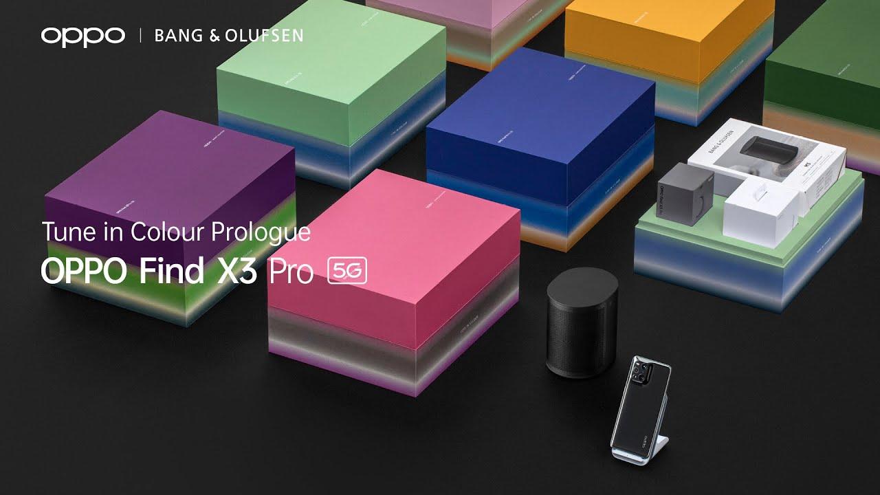 OPPO Find X3 Pro 5G | Bang & Olufsen