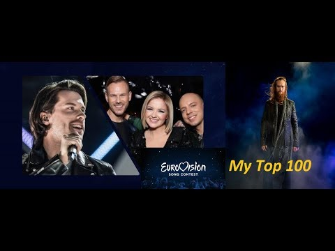 Eurovision Song Contest - My Top 100 (2010-2019)