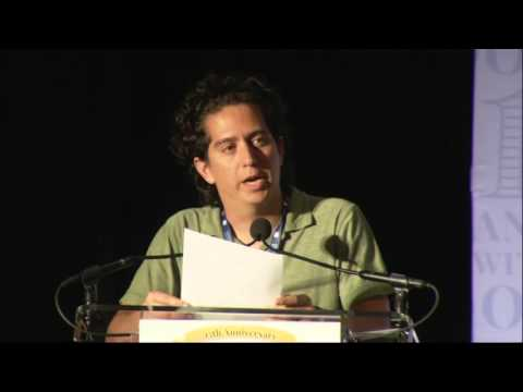 Daniel Alarcón: 2015 National Book Festival - YouTube