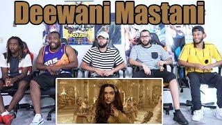 Deewani Mastani Full Video Song Reaction | Bajirao Mastani