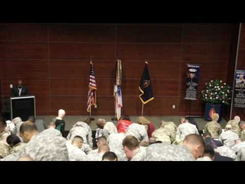63rd RSC hosts 4th annual Gold Star Family Day