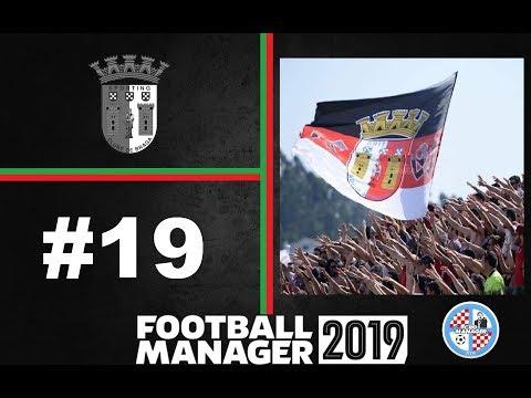 FOOTBALL MANAGER 2019 - Story - SC Braga - Ep.19