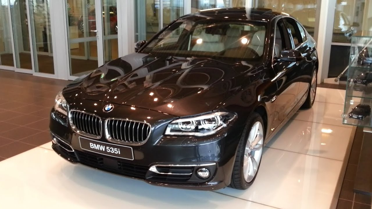 BMW Series In Depth Review Interior Exterior YouTube - 2014 bmw 535i price