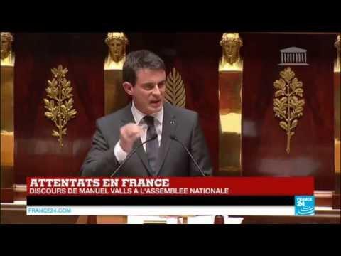 """Manuel Valls : """"La France n'est pas en guerre contre l'Islam et les Musulmans"""""""