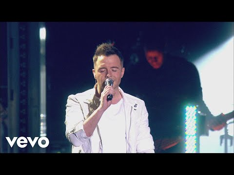 Westlife - I'm Already There (Live from The O2)