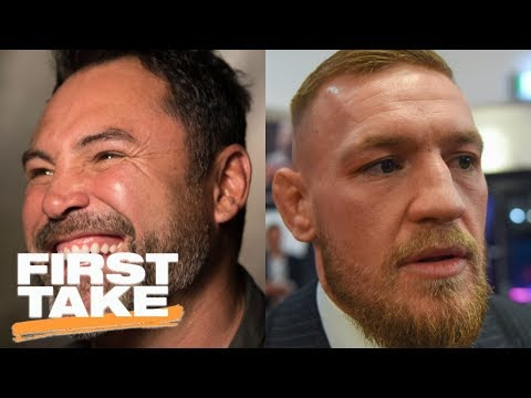 Stephen A. and Max agree Oscar De La Hoya would beat Conor McGregor | First Take | ESPN