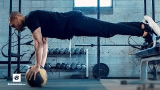 Explosive Bodyweight Workout | Ryan Klarenbach