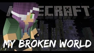 Save A Life | My Broken world ep 1 | Minecraft Roleplay