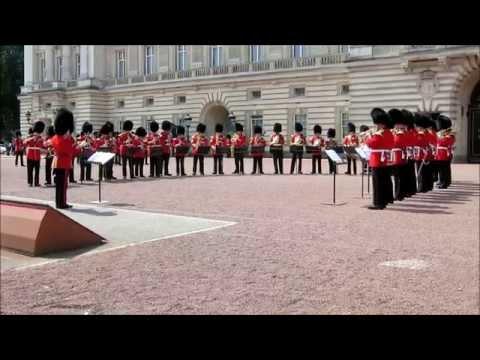 [FULL] Changing the Guard (28 July 2014) - Buckingham Palace