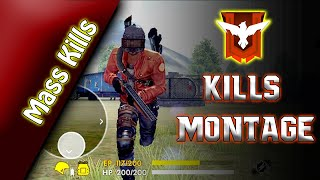 Ranked Highlights || Mp40 Kills || Sathish || Killing Montage