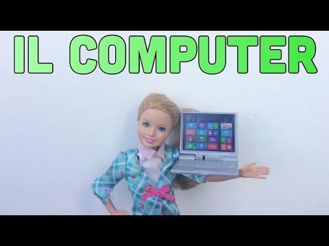 Barbie's Adventures Il Computer