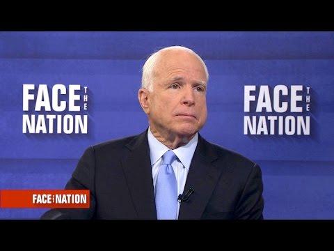 "Sen. John McCain says Putin is a ""thug"" and ""killer"""