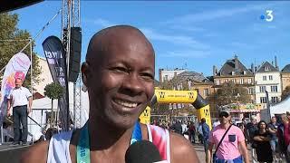 Un Lorrain sur le podium du marathon de Metz 2018
