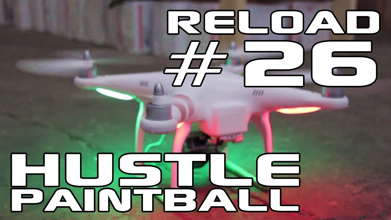 The Hustle Reload 26 - We're hosting an event! register and join!! We also got a new toy muhahaha!