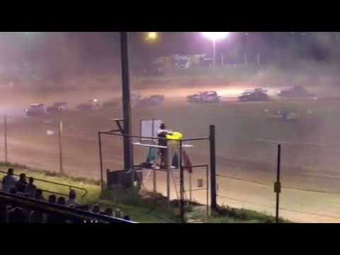 ‭6-30-18  SHADYHILL SPEEDWAY, IN  STOCK $3000 TO WIN FEATURE - PART 1 of 2