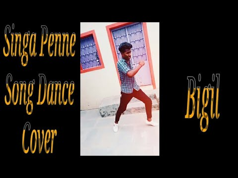 singa_penney_song_dance_bigil_vijay_arrahman_covered-by-kartik