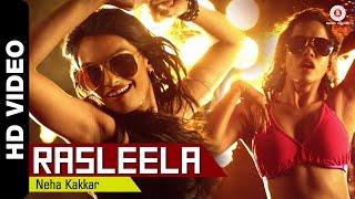 Rasleela Official Video | Monsoon | Shahwar Ali, Raja Gulati, Kanika Gupta, Pooj …