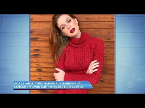 Hora da Venenosa: Marina Ruy Barbosa lançará livro com reflexões