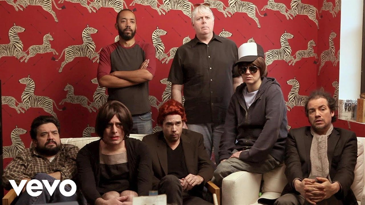 The New Pornographers - Moves - YouTube