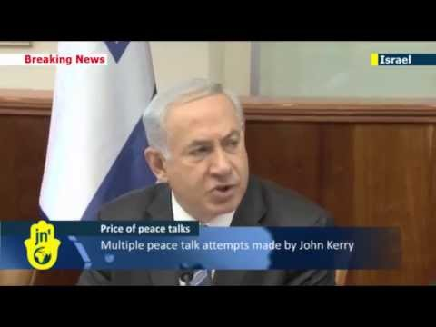 Middle East Peace Process: Netanyahu wants peace talks to continue but 'not at any price'