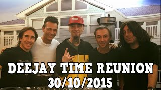 DEEJAY TIME REUNION 30/10/2015 (Video) Ospite J-Ax