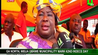 Ghana's 62nd Independence Anniversary marked at Ga North, Weija Gbawe Municipality