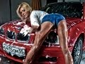 SEX GIRLS and SPORT CARS