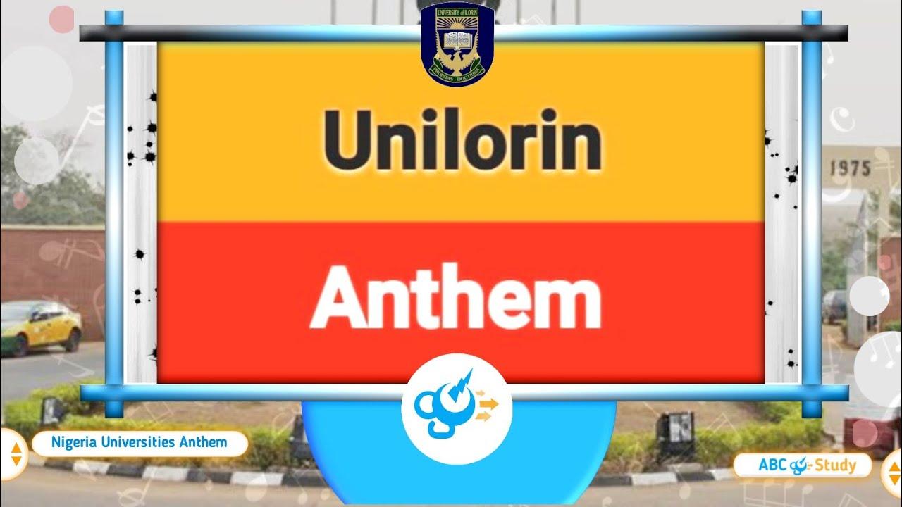 Download UNILORIN ANTHEM (Official Lyrics Video)