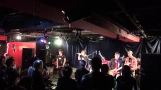 20150118 大阪本町 MotherPopcorn BOOWY系 ライブイベント バンド名:Hφ...