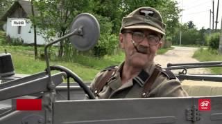 На Львівщині Чоловік До Найменших Деталей Відтворює Ретро Авто