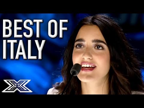BEST X Factor Italy Auditions EVER! | X Factor Global