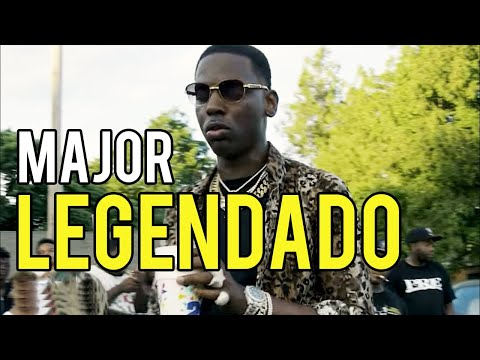 Young Dolph – Major ft. Key Glock (Legendado)