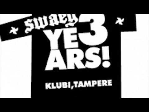 Swaeg 3 Years @ Klubi, Tampere, Finland, 26 May 2007