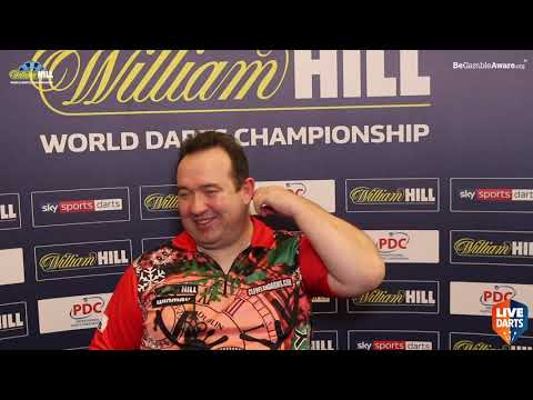 """Brendan Dolan: """"I think I've sped up so I don't think Gary should complain about my pace"""""""
