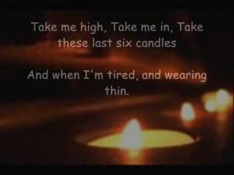 FM Static~Six Candles with Lyrics - YouTube
