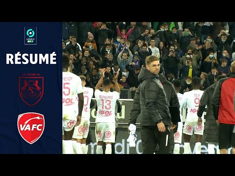Amiens Valenciennes Goals And Highlights