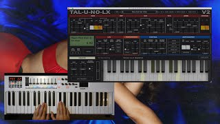 Kali Uchis - Coming Home (All Instruments Remake & Tutorial)