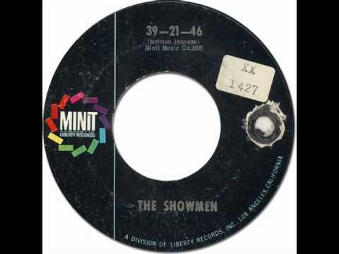 THE SHOWMEN  392146 Minit 32007 1963