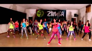 """Zumba - Dalila Salvador - """"Cali Y El Dandee - Por Fin Te Encontré"""""""