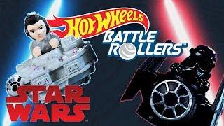 Battle Rollers | Hot Wheels