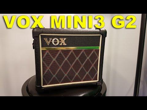 Vox Mini3 G2 - Demo/review