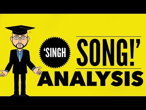 'Singh Song!' Grade 9 Analysis